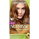 HL2 Warm Caramel , 1-Count : Garnier Nutrisse Ultra Color Nourishing Color Creme, HL2 Warm Caramel (Packaging May Vary)