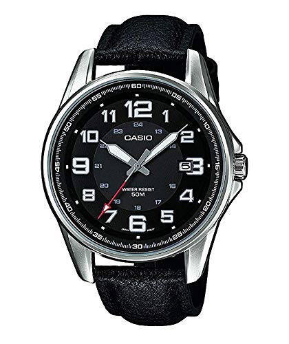 Casio Collection Herren-Armbanduhr MTP 1372L 1BVEF