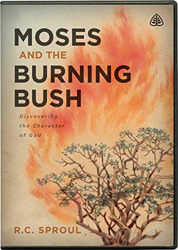 Moses and the Burning Bush DVD