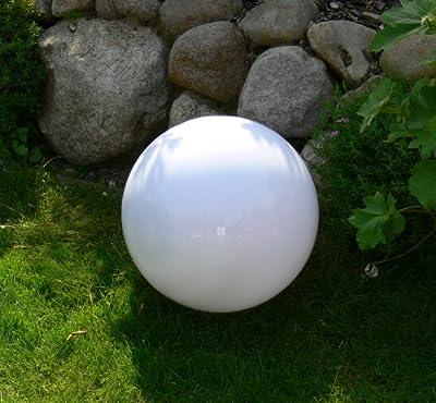 30cm+40cm+50cm Set Kugelleuchte, Lampe Gartenlampe Gartenleuchte, IP44 von LampenXXL - Du und dein Garten