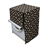Stylista Washing Machine Cover for LG 6 kg FH0G7NDNL02 Front Load Printed