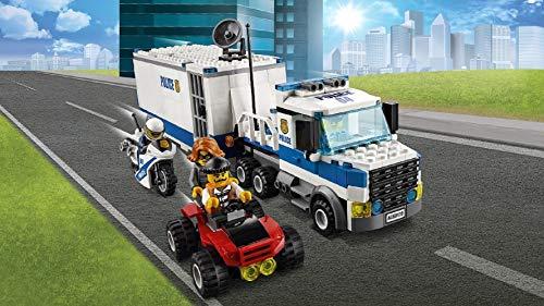 Lego 60139 City Mobile Einsatzzentrale, Bausteinspielzeug - 3