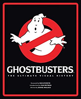 Ghostbusters: The Ultimate Visual History (1608875105) | Amazon price tracker / tracking, Amazon price history charts, Amazon price watches, Amazon price drop alerts