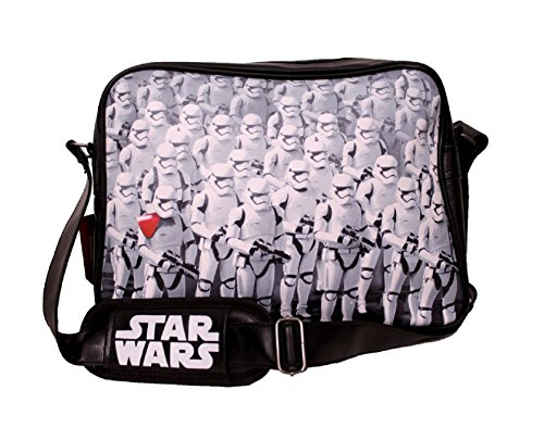 Star Wars episode 7 Trooper Army nouveau officiel Noir Sac bandoulière
