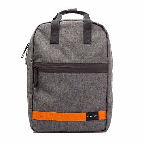 Crumpler Shuttle Delight Backpack SDBP13-001 Laptopt Tasche Rucksack 13 Zoll Aktentasche, 42 cm, Grau