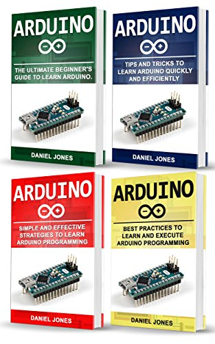 Arduino books: 4 Books in 1- Beginners Guide+ Tips and Tricks+ ...