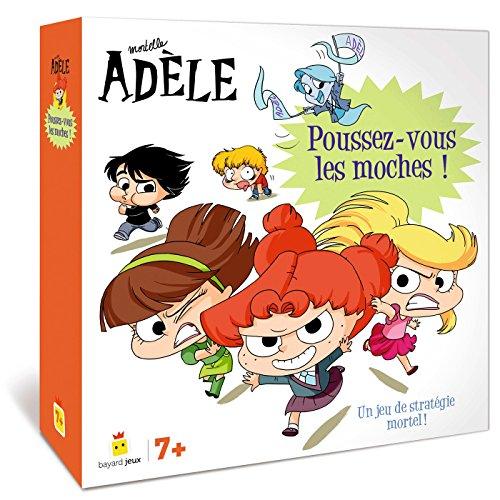Jeu Mortelle Adèle - Poussez-vous les moches ! par Mr TAN
