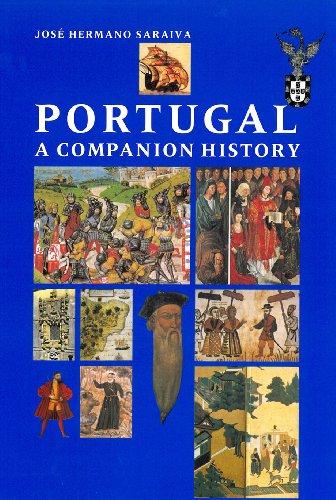 Portugal: A Companion History (Aspects of Portugal) (English Edition)