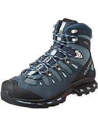 SalomonQuest 4d 2 Gtx - zapatillas de trekking y senderismo de media caña Mujer