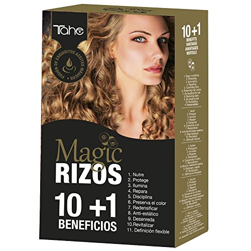Tahe - Magic Rizos - Pack Champú + Recuperador de rizos