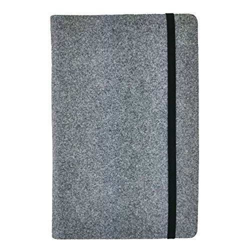 handy-point 10,2-13,3 Zoll Organizer für Laptop Ultrabook MacBook Notebook Tasche aus Filz Filztasche Filzhülle Hülle Tablethülle Schutzhülle mit Kartenfach, Universell (10,2-13,3