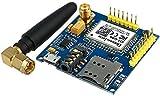 com-four® GPRS Modul GSM mit Antenne und SIM900 Modul