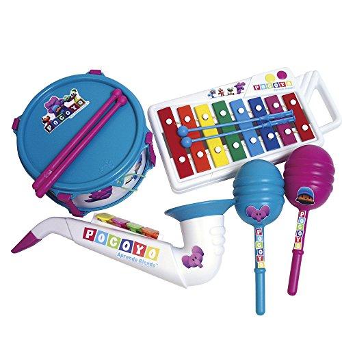 Reig Instrumento de percusión para niños Pocoyo