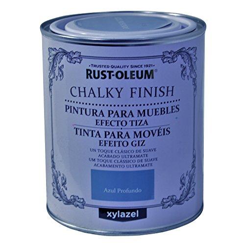Rust-Oleum 4081203 Pintura Azul Profundo 750 ml