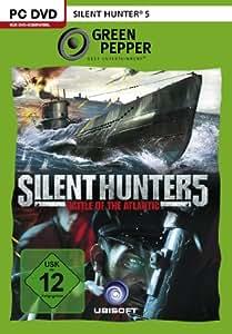 Silent Hunter 5 - Battle of the Atlanic [Green Pepper] - [PC]