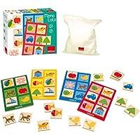Goula - Memo Lotto, 28 piezas (Diset 53413) - Peluches y Puzzles precios baratos