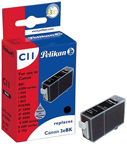 Pelikan 335050 BJC 6000 schwarz Inkjet Druckerpatrone - 4000 Inkjet-refill -