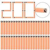 FOKOM 200St. Darts Pfeile Nachfüllpack Refill Bullets für Nerf Zubehör