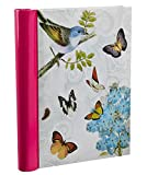 Arpan Vintage Butterfly Self Adhesive Photo Albums -36 Sheets 72 Sides - Cream by ARPAN