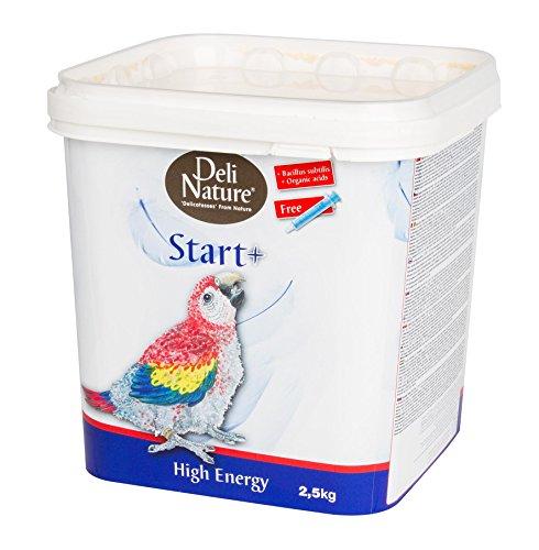 Deli Nature Start + High Energy à la main d'élevage Forumla pour oiseaux 2.5 kg