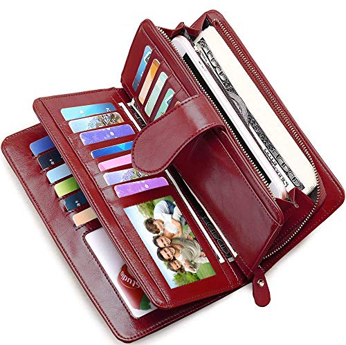 Coin Purses & Holders Generous Usa Oil Red Pu Leather Double Eagle Passport Holder Unisex Passport Cover Built In Rfid Blocking Protect Personal Information Back To Search Resultsluggage & Bags