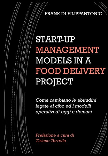 Start-up management models in a food delivery project