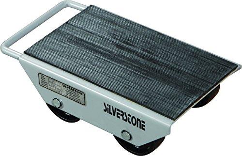 Silverstone SF10 Roller, Feste Fahrwerke, Tragkraft 1 ton