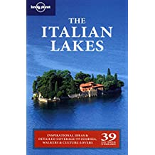 THE ITALIAN LAKES 1ED -ANGLAIS