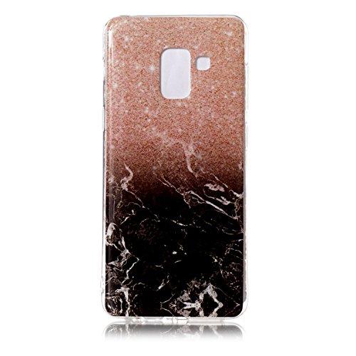 Ultra Fin Souple en Silicone Premium Gel TPU Mode Mince Housse Samsung Galaxy Note 8 Flymaff Galaxy Note 8Coque + Protecteur décran Gratuit