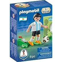 Playmobil Fútbol Jugador Argentina 9508