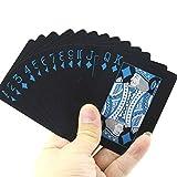 Newin Star Juego de 54 tarjetas de plástico PVC impermeables para...