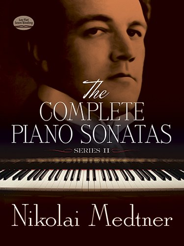 The Complete Piano Sonatas, Series II (Dover Music for Piano)