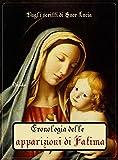 Scarica Libro La cronostoria delle apparizioni di Fatima (PDF,EPUB,MOBI) Online Italiano Gratis