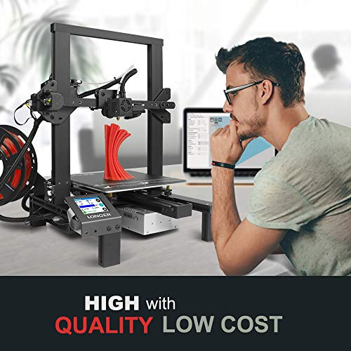 Longer LK4 3D Drucker Aluminium DIY mit Resume Printing Funktion 220x220x250mm - 5