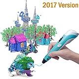 Advenfit 3D-Druckstift – Hochwertiger 3D-Pen für Modelle, Zeichnungen, Kunstwerke & Prototyping – Einfach zu nutzender 3D-Stift – Für Kinder geeignet – Funktioniert mit ABS-& PLA-Filament