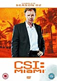 CSI: Miami - Complete Season 2 [DVD] [Reino Unido]