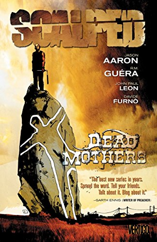 Scalped: Scalped TP Vol 03 Dead Mothers Dead Mothers Volume 3 Cover Image