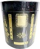 Posacenere Urna, Marmorizzato Gangt diritte Barrel Unisex Scrittura Ashes Ashes Funeral Supplies