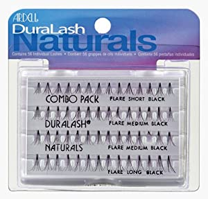 Ardell Naturals Combo Black Lashes
