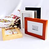 Premium 10 Inch Hanging Picture Frames Wood Photo Frame Photo Wall Home Wall Decor Pendant Type Frame