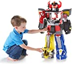 Imaginext Power Rangers Morphing Megazord