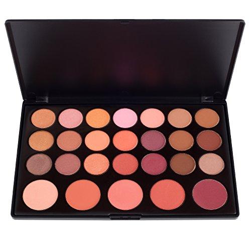 Coastal Scents Make up - 26 Shadow Blush Palette, 1er Pack (1 x 1 g) (Shadow Blush Palette)