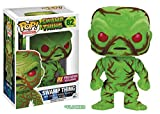 Funko Swamp Thing Pop. Swamp Thing Flocked 82 Figure da Collezione Standard