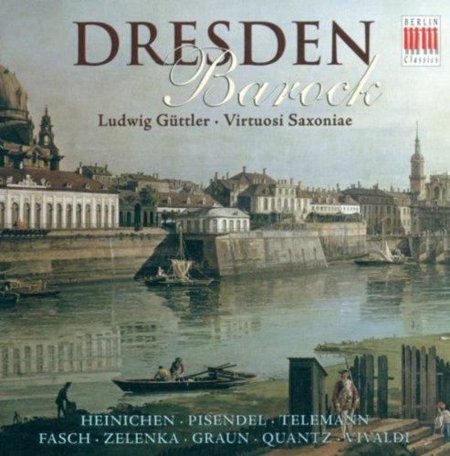 Baroque Trumpet Concertos - Fasch / Zelenka. / Graun/ Telemann / Vivaldi / Pisendel / Quantz