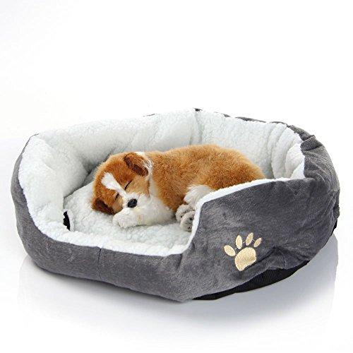 EUGU Versión Mejorada Perro Y Gato Caliente Suave