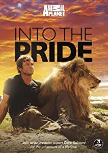 Into The Pride - with Dave Salmoni [DVD]
