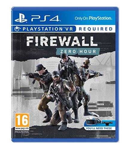 Firewall Zero Hour - PlayStation 4 [Importación inglesa]