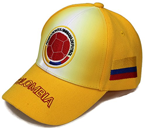 High End Hats National Soccer Football Team Faded Shadow Ombre Hat  Collection Embroidered Adjustable Baseball e001b4a4a50