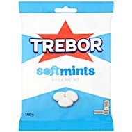 Trebor Softmints Spearmint Sweets Bag, 180 g