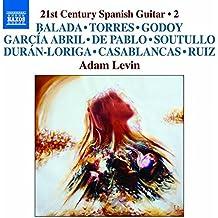 Guitarra española del siglo XXI
